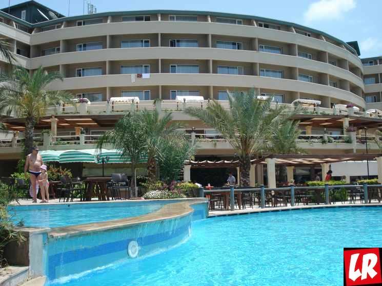 отдых летом 2018, Сиде, Турция, отель Pemar