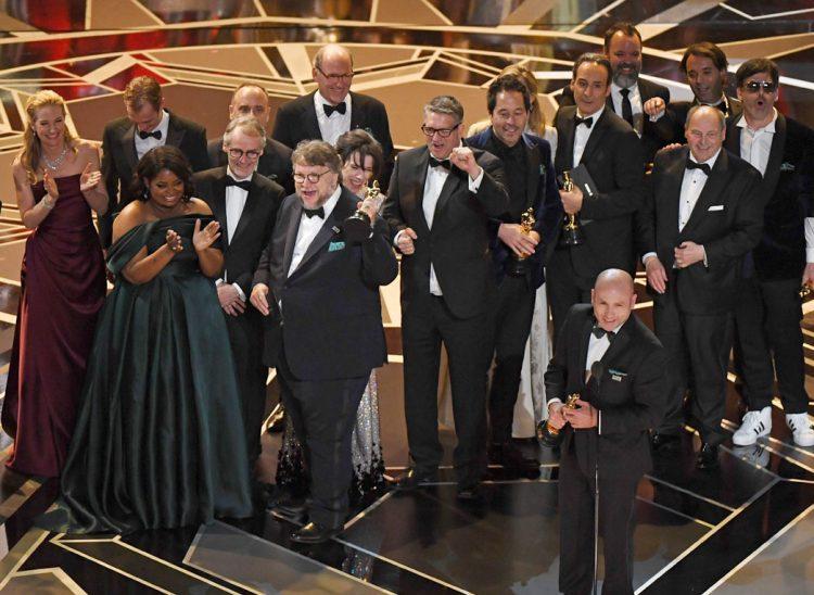 Оскар-2018, триумф, номинанты