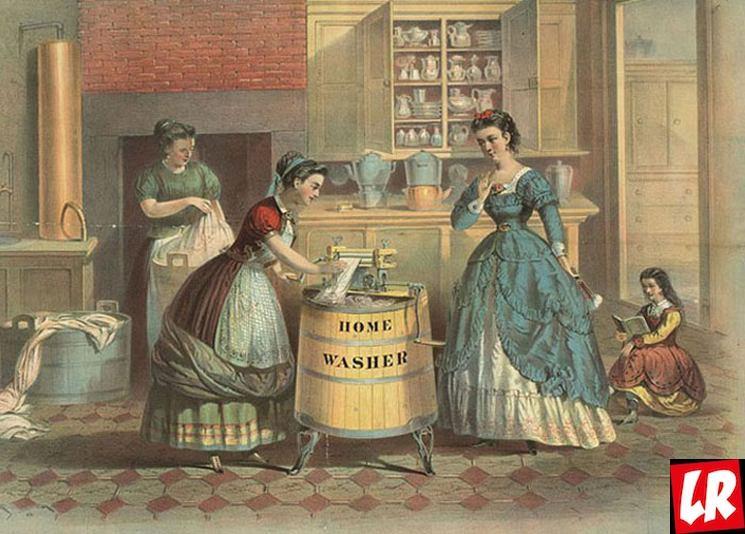 фишки дня - 28 марта, первая стиральная машина, Уильям Блэкстоун