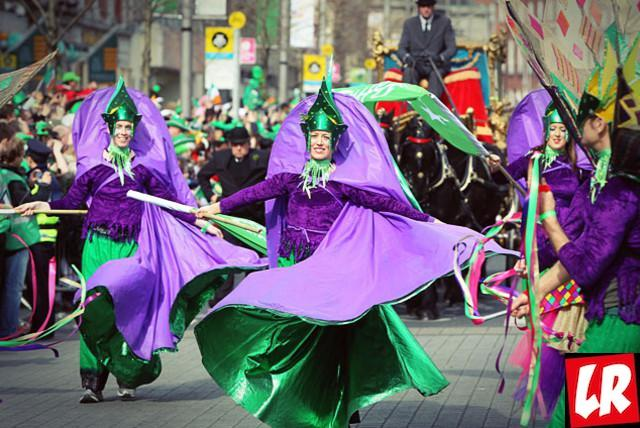 фишки дня, Пасхальное восстание Ирландия
