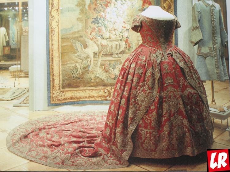 коронационное платье, Екатерина Вторая