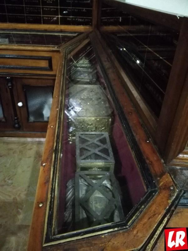 Реликвии, Храм Воскресения Христа, Храм Гроба Господня