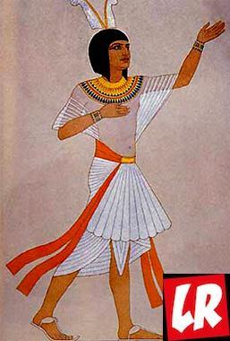 юбка, схенти, Древний Египет, история моды