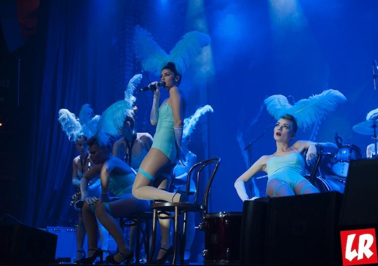 Freedom Jazz, сцена, выступление, девушки