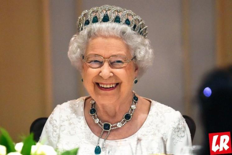 фишки дня, королева Елизавета ІІ