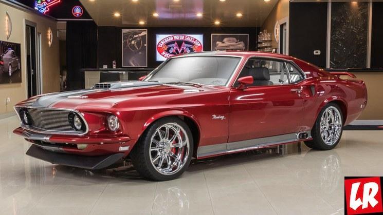 фишки дня - 17 апреля, день Ford Mustang