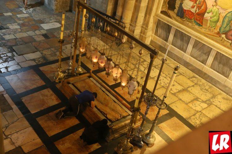 Храм Гроба Господня, Пасха, Иерусалим, Крестный путь Христа, Храм Воскресения Христова в Иерусалиме, камень помазания