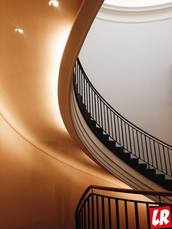 как сделать фото, лестница