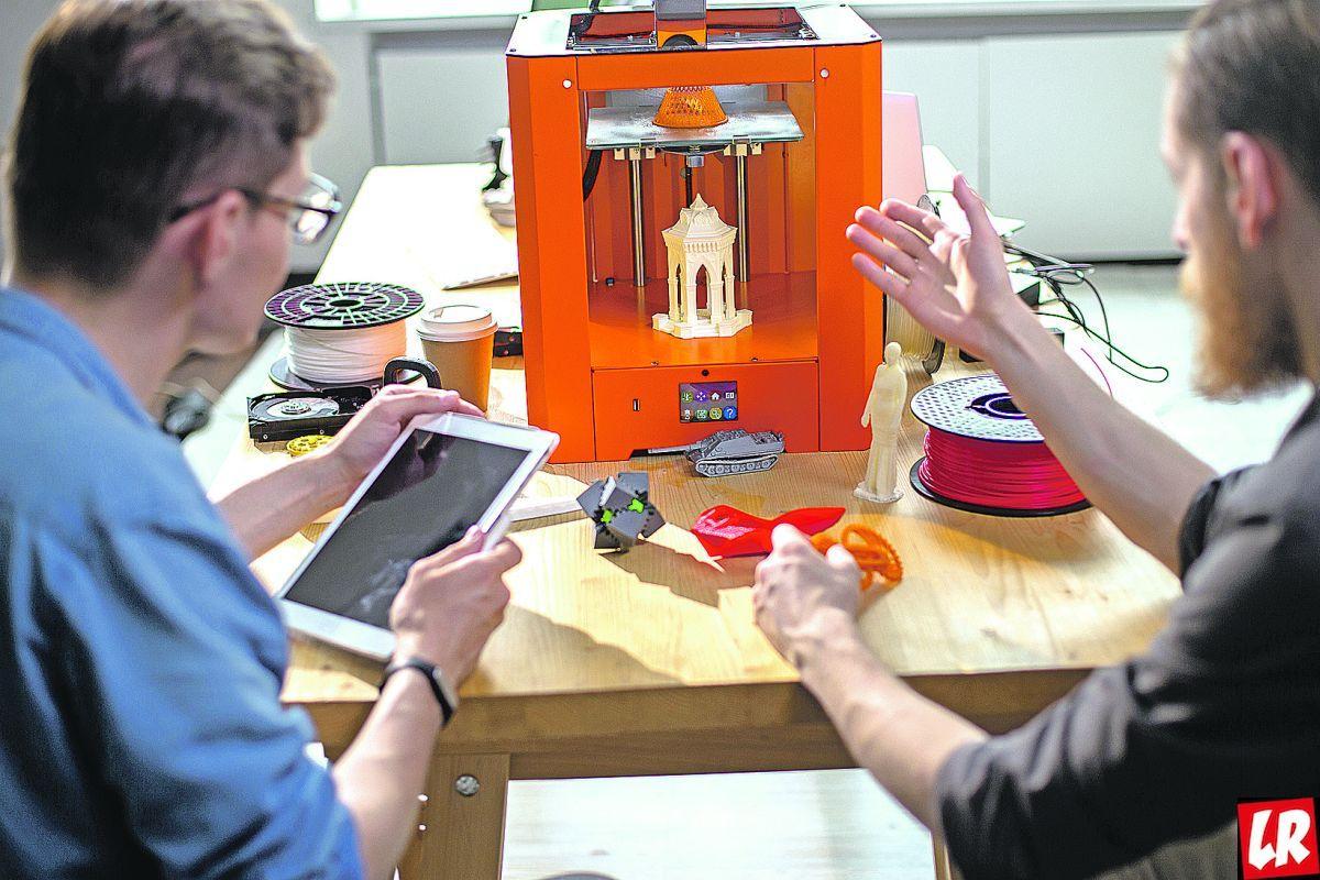 3D-печать — на принтерах создают протезы, сувениры и целые дома