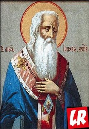 Преподобный Иаков Исповедник, Страстная неделя