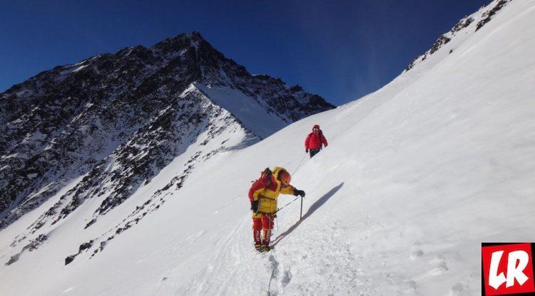 Татьяна Яловчак, Эверест, альпинистка, интервью, восхождение