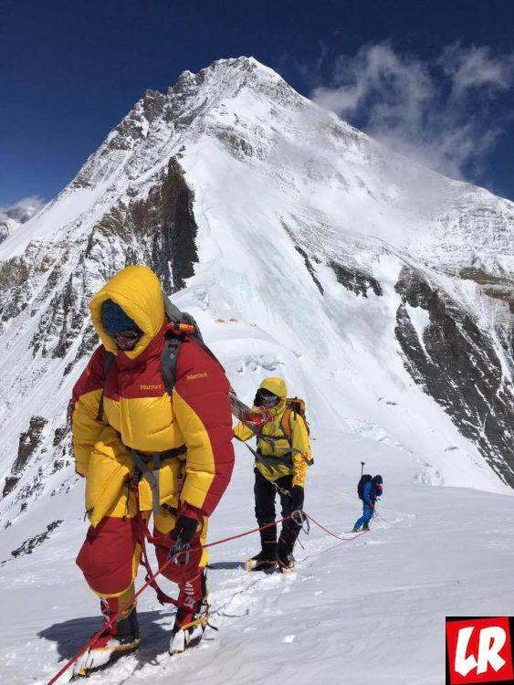 Татьяна Яловчак, Эверест, альпинистка, интервью, горы