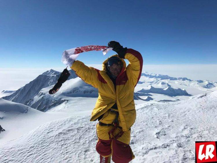 Татьяна Яловчак, Эверест, альпинистка, интервью, рушнык