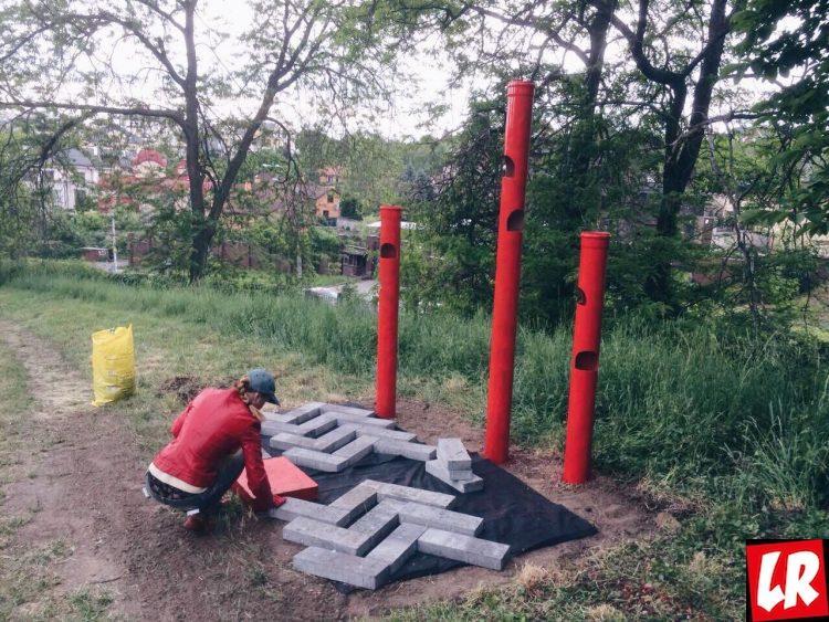 Ландшафтная весна, 2018, Киев, ботанический сад, Гришко