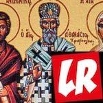 фишки дня, апостолы от 70-ти Андроник и Иуния