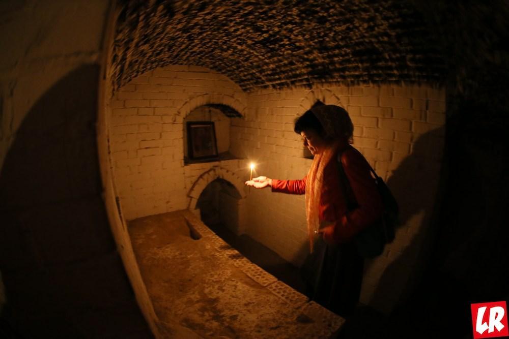 Китаево — легенды древних пещер, тамплиеры и жизнь монастыря в фотографиях
