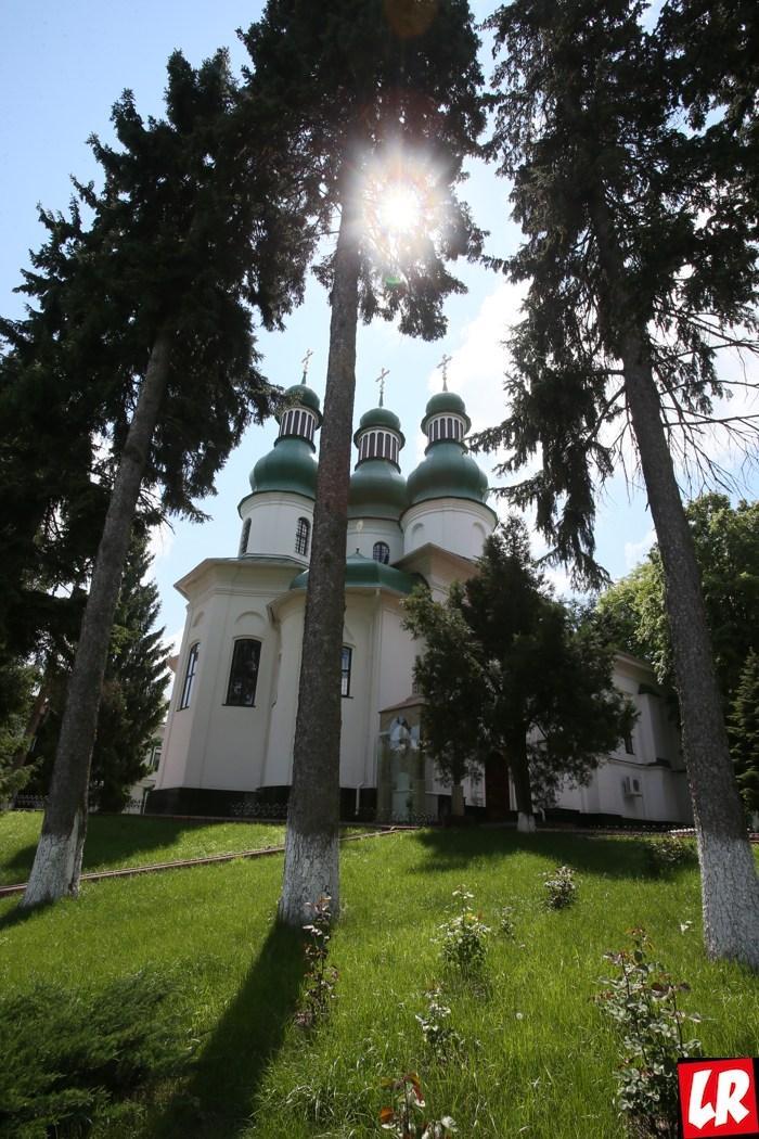 Китаевский монастырь, Китаево