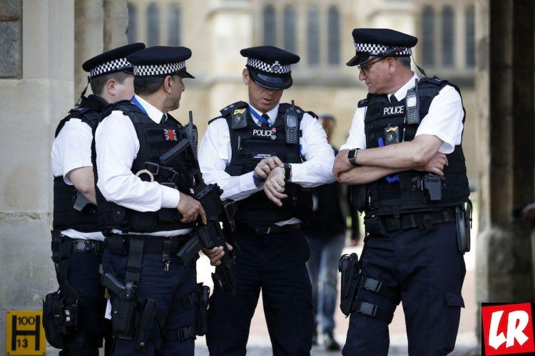 свадьба принца Гарри, полиция, безопасность