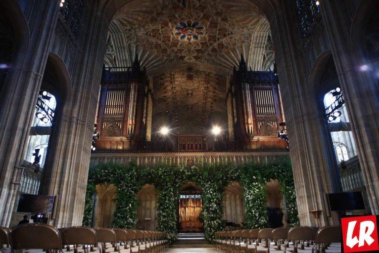 свадьба принца Гарри, Виндзор