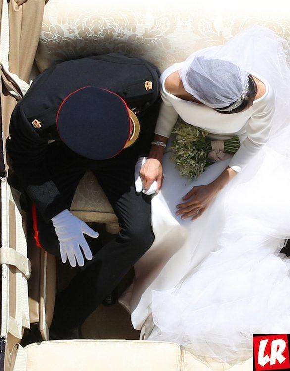 Свадьба принца Гарри, экипаж