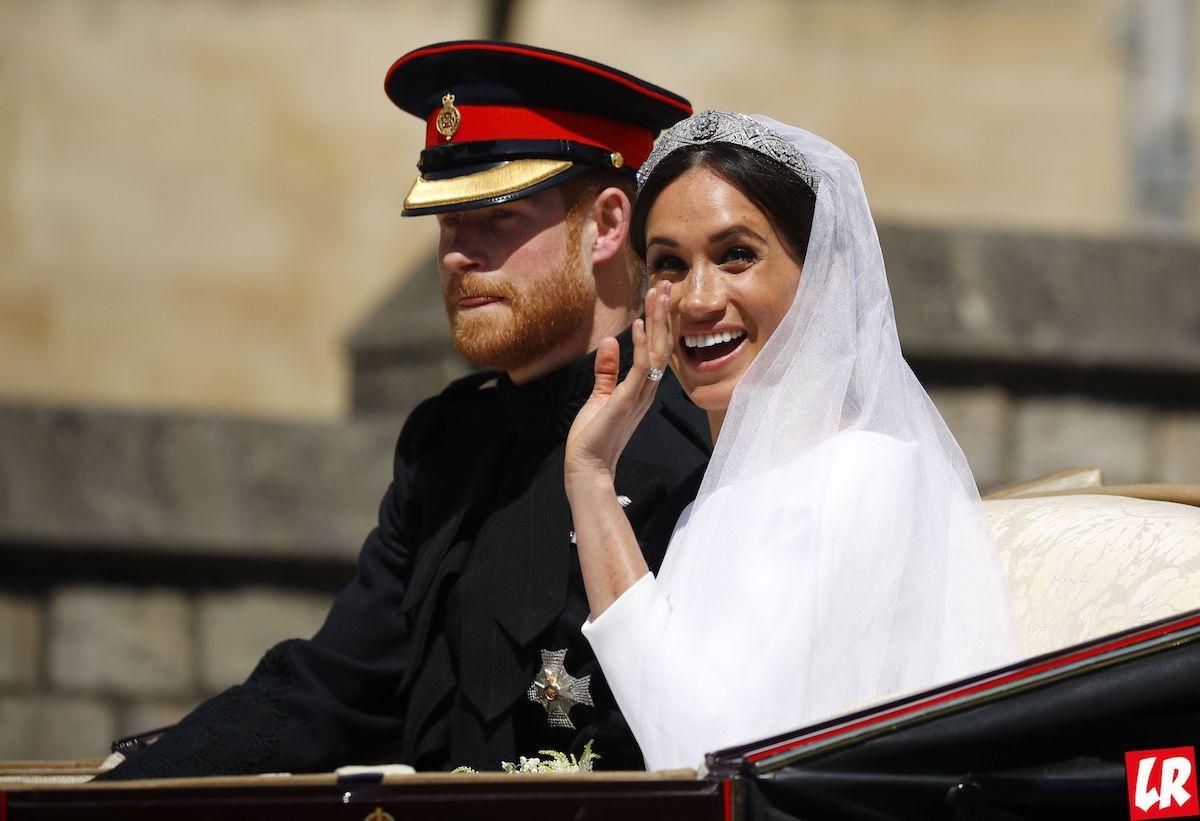 Свадьба принца Гарри и Меган Маркл в 100 фото и фактах