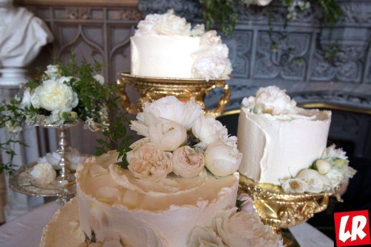 свадьба принца Гарри, торт
