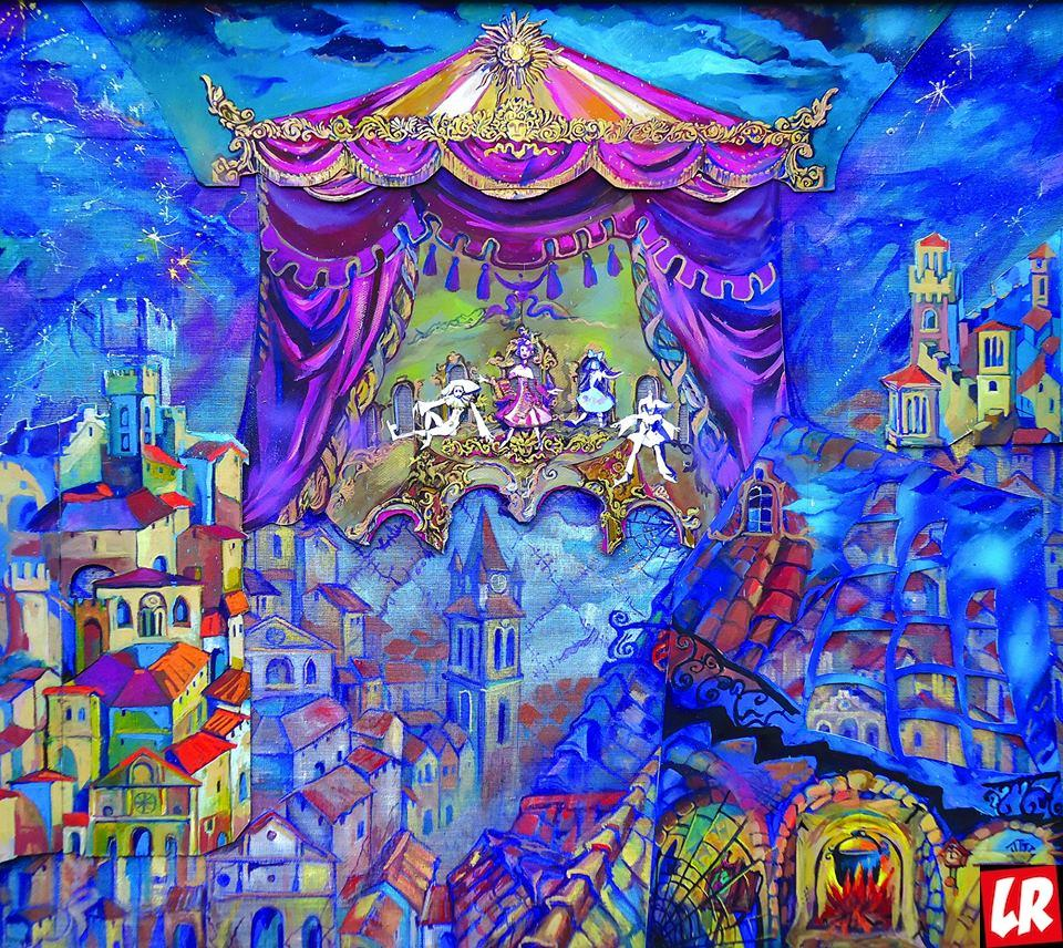 Новая Кармен и Буратино возвращается – Национальная опера Украины в мае