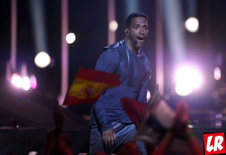 Австрийский певец Сезар Семпсон, Евровидение-2018
