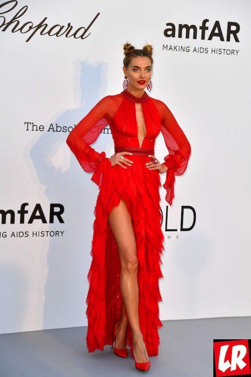 Украинская модель Алина Байкова, каннский кинофестиваль, кино, красная дрожка, награды