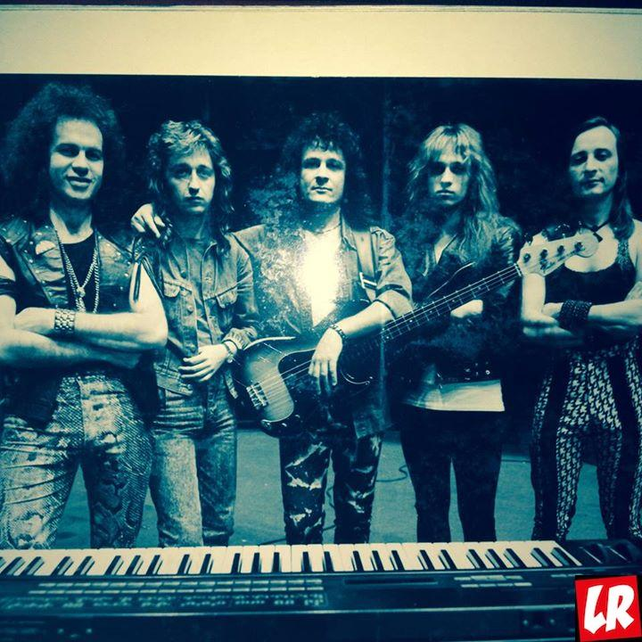 поклонники Deep Purple, группа Галактика