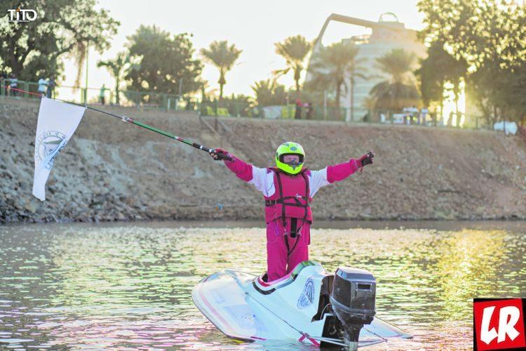 гонки на воде, Судан