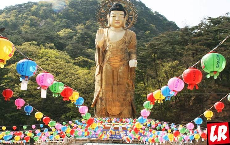 фишки дня - 22 мая, День рождения Будды, Будда