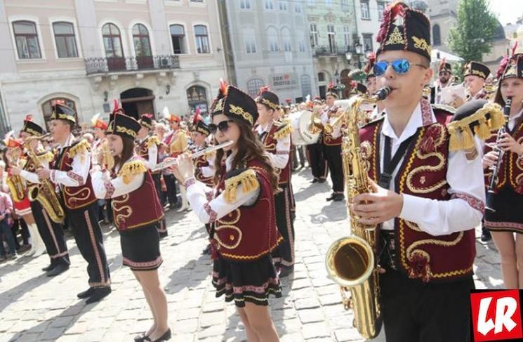 фишки дня - 5 мая, День Львова