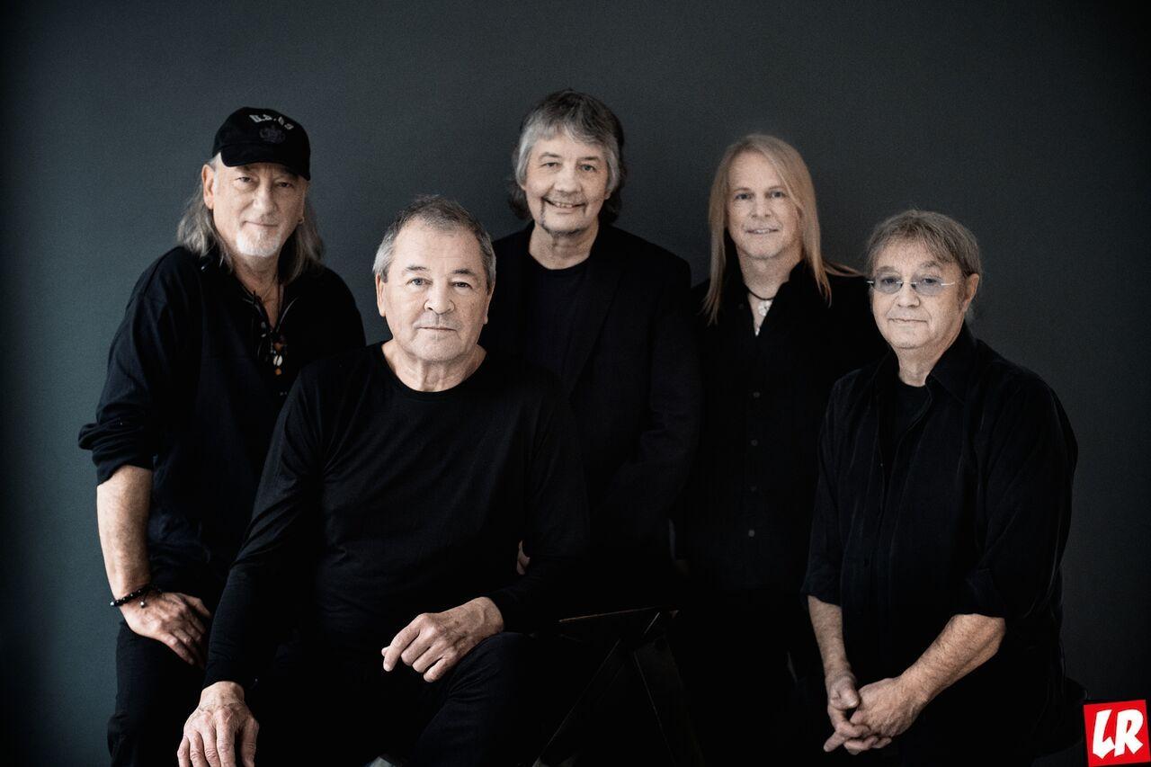 Фанаты Deep Purple лажают под Блэкмора и издают книги о группе