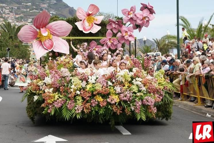 фишки дня - 6 мая, Анфестирия, фестиваль цветов Кипр