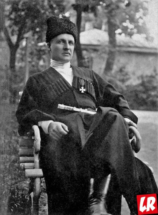Скоропадский, жена Скоропадского, гетман, история Украины, Павел Скоропадский