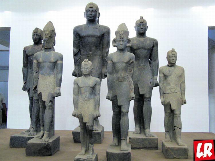 черные фараоны