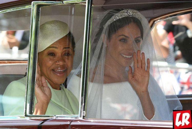 свадьба принца Гарри, мама Меган