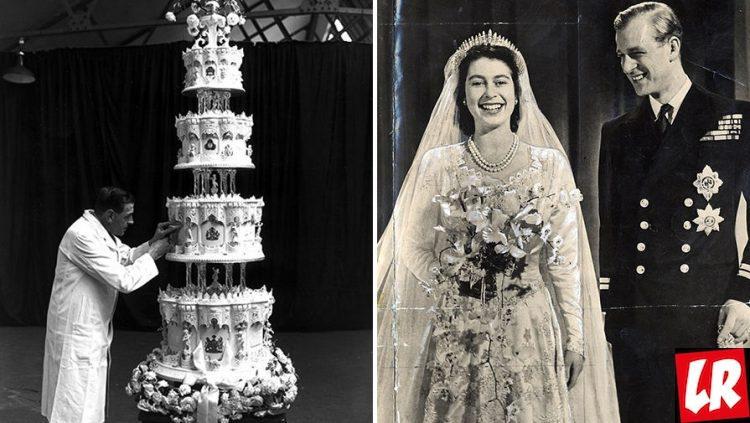 Свадьба Елизаветы и Филиппа в Вестминстерском аббатстве, 20 ноября 1947 года