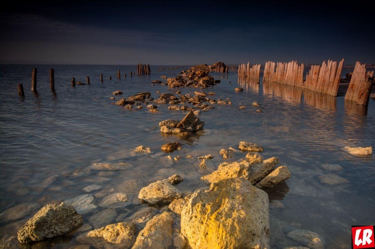 Куяльник — чем интересно украинское Мертвое море