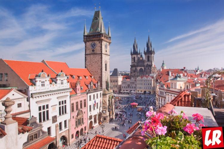 Чехия, Прага, Отдых на выходные