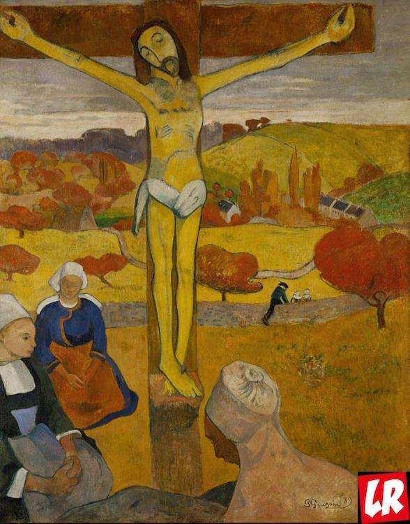 Гоген, Христос