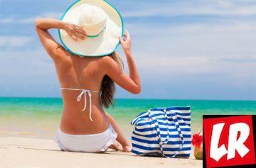 SPF, загар, крем, пляж, советы, отдых