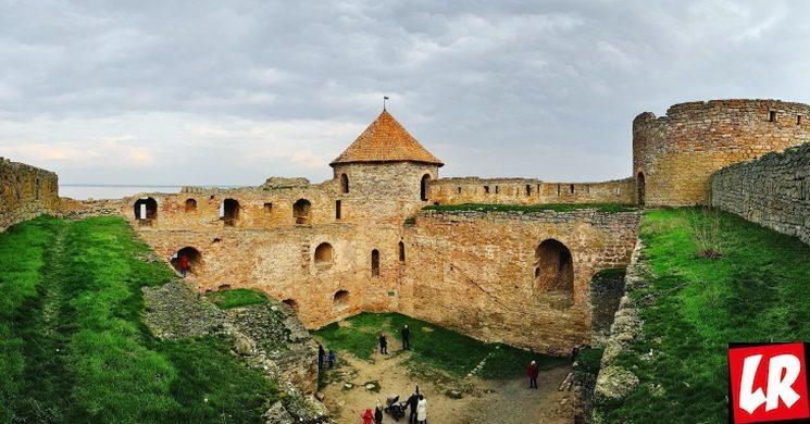 фишки дня - 3 июня, Белгород-Днестровский, Аккерманская крепость