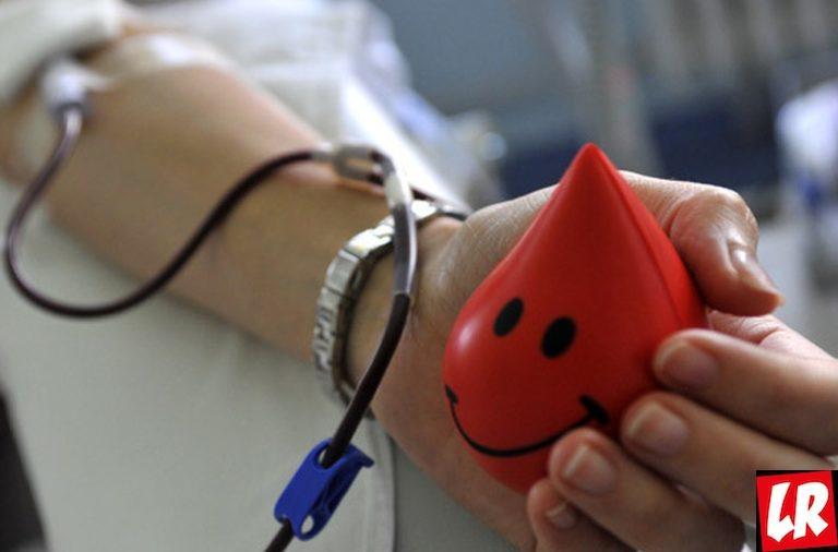 фишки дня, День донора крови