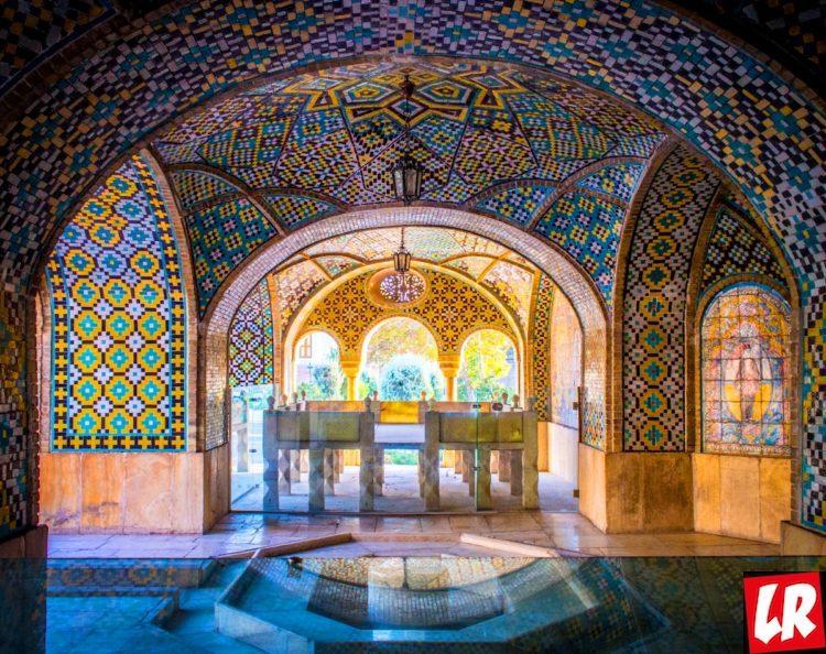 иран, куда поехать