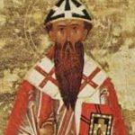 фишки дня, святитель Кирилл Александрийский