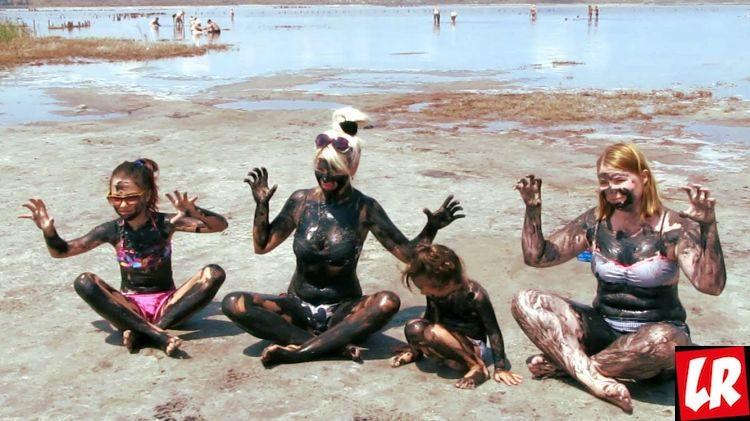 Украинское Мертвое море