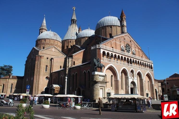 фишки дня - 13 июня, базилика святого Антония Падуя, день святого Антония