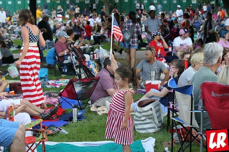 фишки дня - 4 июля, День независимости США